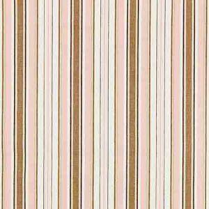 27113-001 ANDOVER COTTON STRIPE Blush Scalamandre Fabric
