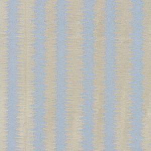 27138-003 KONYA IKAT STRIPE Bluestone Scalamandre Fabric