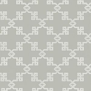 SC 0004WP88373 WP88373-004 SUZHOU LATTICE French Grey Scalamandre Wallpaper