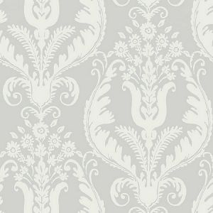 SC 0004WP88376 WP88376-004 PRIMAVERA French Grey Scalamandre Wallpaper