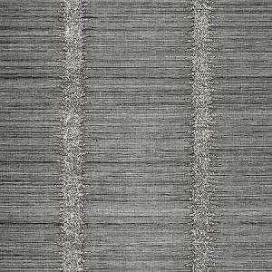 SC 0004WP88386 WP88386-004 VERONICA BEADED GRASSCLOTH Carbon Scalamandre Wallpaper