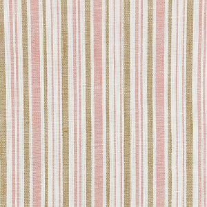 27116-001 PEMBROOKE STRIPE Pink Sand Scalamandre Fabric