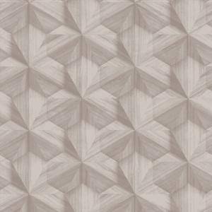 WP88425-002 BENT WOOD Greige Scalamandre Wallpaper