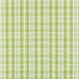 27122-003 PRESTON COTTON PLAID Pear Scalamandre Fabric