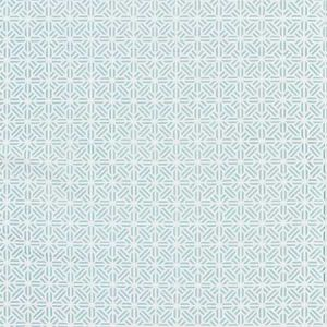 27213-003 TILE WEAVE Lagoon Scalamandre Fabric