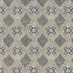 SC 0004 16626 FARRAH PRINT Truffle Scalamandre Fabric