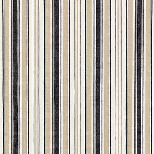 27113-004 ANDOVER COTTON STRIPE Stone Scalamandre Fabric