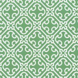 27214-005 AILIN LATTICE WEAVE Jade Scalamandre Fabric