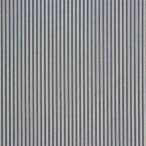 36395-007 KENT STRIPE Indigo Scalamandre Fabric