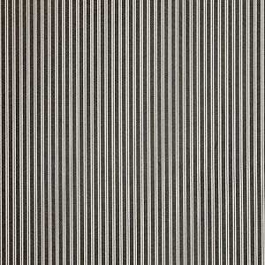 36395-008 KENT STRIPE Ebony Scalamandre Fabric