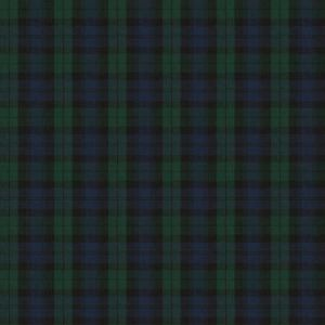 SCOT PLAID Blackwatch Fabricut Fabric