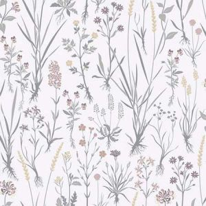 SD5310-2 Harald Botanical Multicolor Brewster Wallpaper
