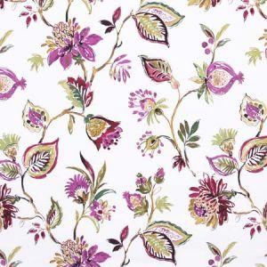 SERENADE SONG Orchid Carole Fabric