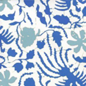 6650W-03WP SEYA Bali Blue New Blue Quadrille Wallpaper