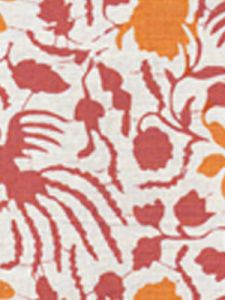 117-420 SEYA Azalea Adobe Multi Quadrille Fabric