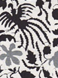 117-38 SEYA Charcoal Grey White Quadrille Fabric