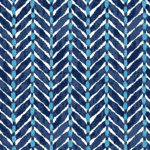 SHOSHONI 1 NAVY Stout Fabric