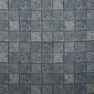 35555-5 STITCH RESIST Royal Kravet Fabric