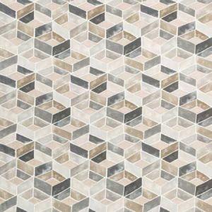 TESSERAE-11 TESSERAE Pewter Kravet Fabric