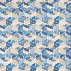 TESSERAE-516 TESSERAE Ocean Kravet Fabric