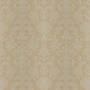 TUFA DAMASK Gold Dust Fabricut Fabric