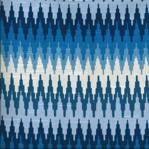 TURNEY Blue Willow Norbar Fabric