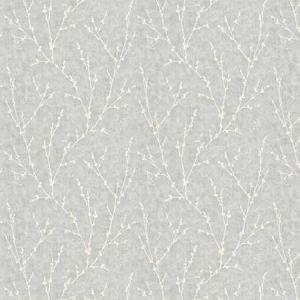 Tyson 2 Silver Stout Fabric
