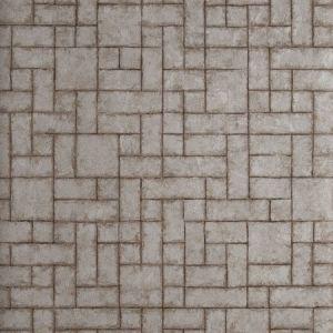 W0061/02 SANDSTONE Bronze Clarke & Clarke Wallpaper