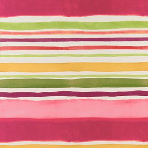 W0076/02 SUNRISE STRIPE Multi Clarke & Clarke Wallpaper