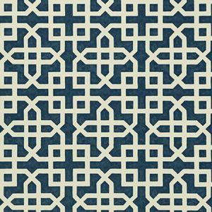 W0084/03 MONSERRAT Indigo Clarke & Clarke Wallpaper