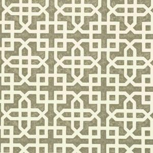 W0084/06 MONSERRAT Taupe Clarke & Clarke Wallpaper