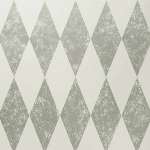 W0087/03 TORTOLA Nickel Clarke & Clarke Wallpaper