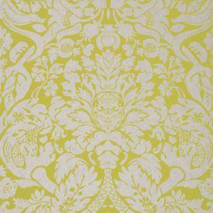 W0088/01 VALENTINA Citron Clarke & Clarke Wallpaper