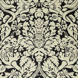 W0088/02 VALENTINA Ebony Clarke & Clarke Wallpaper