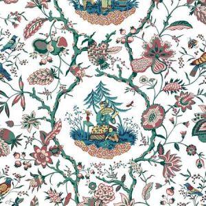 W7324-8 TEA GARDEN Stout Wallpaper