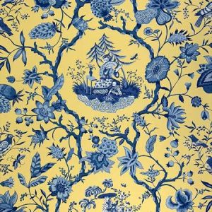 W7324-9 TEA GARDEN Stout Wallpaper