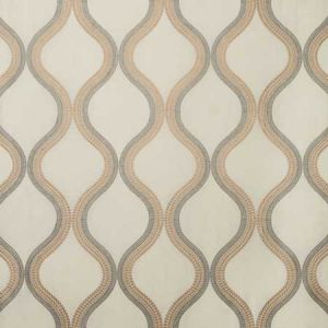 35553-1611 WANDERING Greige Kravet Fabric