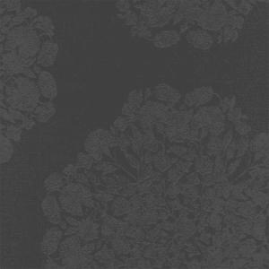 WBN 00029154 RENDEZVOUS Black Scalamandre Wallpaper
