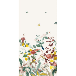 WBN 00049190 KOTORI MURAL White Scalamandre Wallpaper
