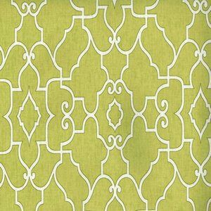 WENTWORTH Lime 282 Norbar Fabric