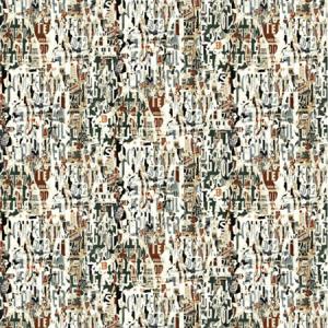 WH0 00013323 AFFICHES Naturel Scalamandre Wallpaper
