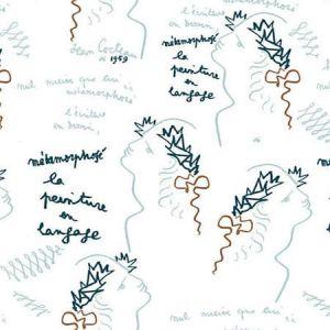 WH0 0002 6465 ECRITURE Ciel Scalamandre Wallpaper