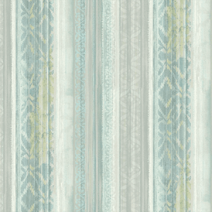 WMA MF040802 CALLAS Turquoise Scalamandre Wallpaper