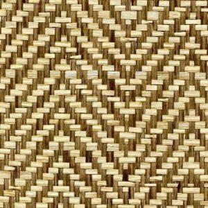 WNR1124 ECLATE WEAVE Toffee Winfield Thybony Wallpaper