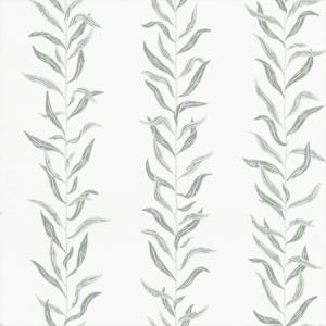 WSB 00010431 PIL White Green Sandberg Wallpaper