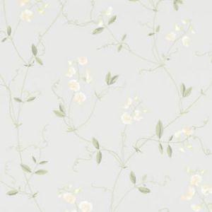 WSB 0016 0490 SANNA Light Blue Sandberg Wallpaper