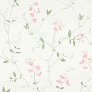 WSB 0024 0490 SANNA Light Pink Sandberg Wallpaper
