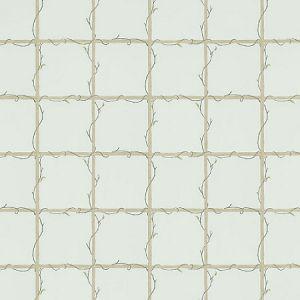WSB 00380405 JOACHIM Cream Green Brown Sandberg Wallpaper