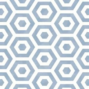 WSH1040 POP Powder Blue Winfield Thybony Wallpaper