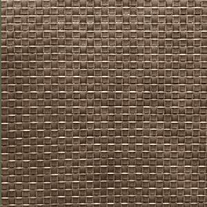 WSM 0004HICK HICKORY WEAVE Dark Chocolate Scalamandre Wallpaper